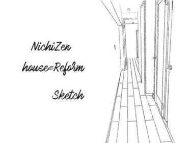 HouseスケッチPart2