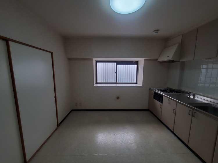 キッチン工事前写真2
